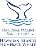 Hawaiian Islands Humpback Whale National Marine Sanctuary logo