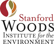 Stanford Woods Institute for the Environment logo
