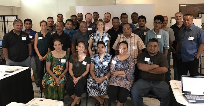 Pohnpei 2020 Workshop