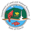 Department of Land and Natural Resources (DLNR) logo